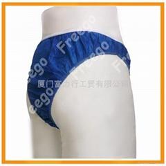 供应一次性纸内裤(男)
