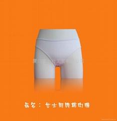 供应一次性棉内裤(女)