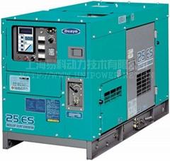 DCA-25ESK日本电友(DENYO)静音型柴油发电机组