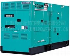 DCA-400SPK‖日本电友(DENYO)静音型柴油发电机