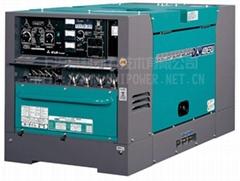 现货日本电友Denyo柴油电焊机DLW-400ESW