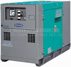 DCA-45ESI日本电友(DENYO)静音型柴油发电机组