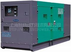 现货电友(DENYO)静音型柴油发电机组DCA-150ESK