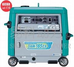 現貨~電友denyo汽油電焊機GAW-185ES