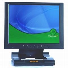 10.4 Inches TFT LCD Color Car Monitor,High Resolution,HMDI/DVI