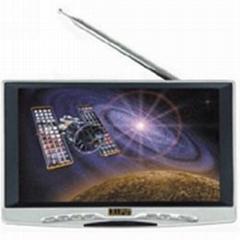 利利普 9寸宽屏彩色车载液晶电视机,918GL-90TV