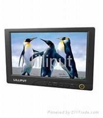 "Lilliput 8inch 8"" Touch Screen LCD Monitor with DVI & HDMI Input"