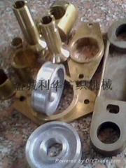 鹽城產系列漿紗機全套銅銅件