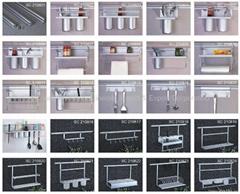 aluminum alloy kitchen rack