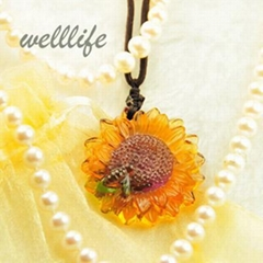 glass crystal fashion accessories/gifts/crafts-necklace/pendant