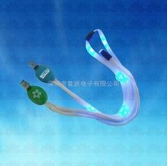 LED发光织带