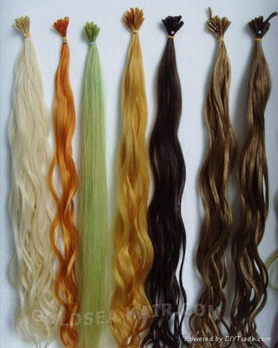 Hair Extension Bonded 52
