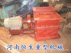 鍋爐房用環錘式碎煤機
