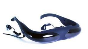 Video glasses 1