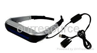Video glasses--EV-935KA 1