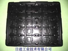 深圳电子元器件吸塑托盘
