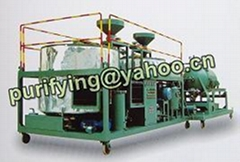 Black Used Waste Oil Regeneration Plant