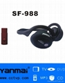 2.4G Stereo wireless headphone(SF-988)