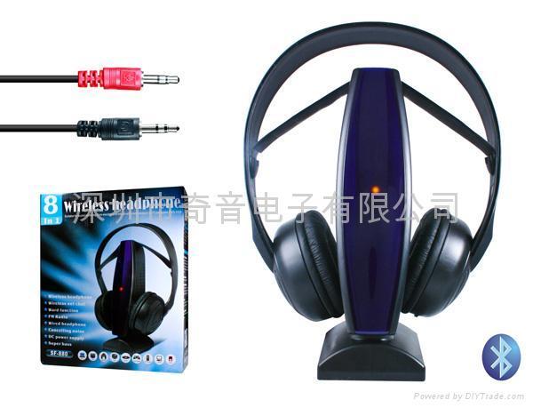 新品無線耳機 1