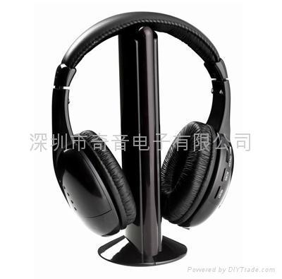 新品無線耳機 3
