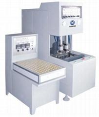 semi-auto bottle blowing machine