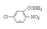 5-氯-2-硝基苯甲酰胺