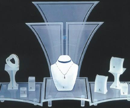 有機玻璃珠寶手飾道具 1