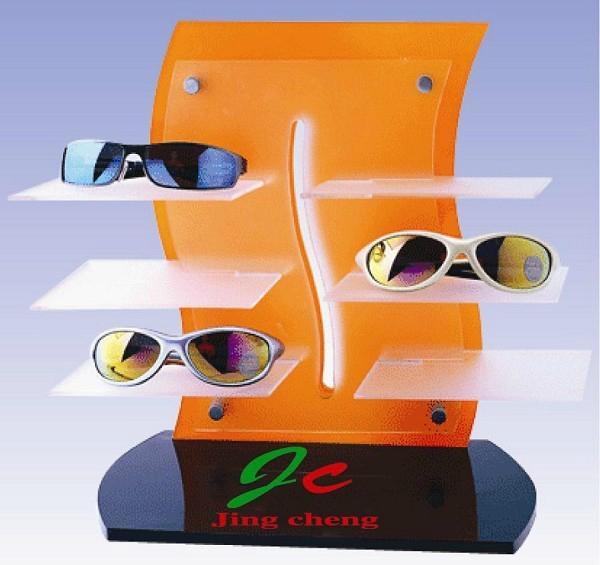 有机玻璃(压克力)眼镜展示架 1