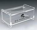 有机玻璃(压克力)纸巾盒