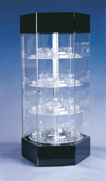 有機玻璃(壓克力)展櫃 1