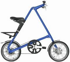 16 Inch Folding A-Bike