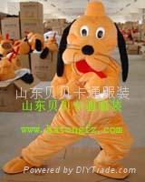 卡通人偶服装高飞狗