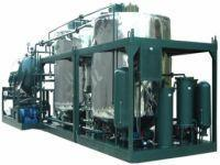 Used engine oil recycling system 1