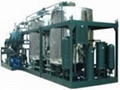 Used engine oil recycling system