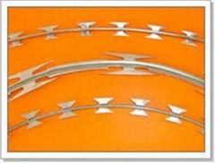刀片刺绳,电焊网,网片