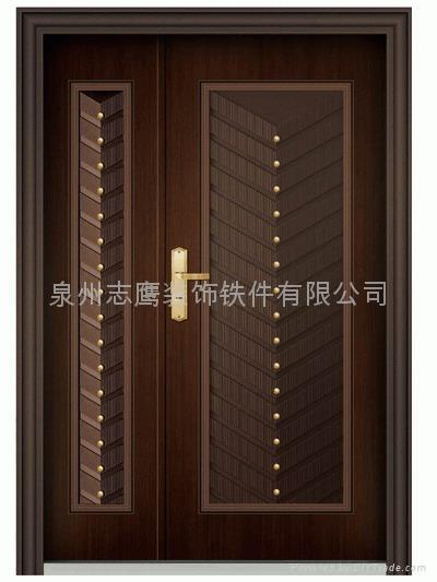 Steel Security Door Zenith China Manufacturer