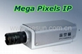 AE-N100P CCTV 1.3~2 Mega Pixels IP Box Security  Camera