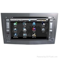 Car DVD Player with Built in GPS,