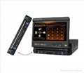 "7"" Touch Screen Car DVD Player Built in"