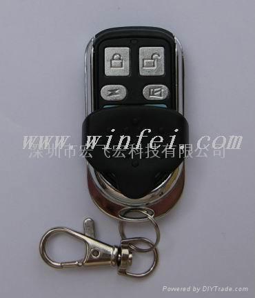 车库门通用型滚动码对拷贝遥控器 1