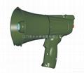 pistol grip Handle Megaphone