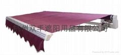 杭州生產批發各種遮陽雨篷