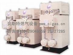 日本伊藤S型電加熱氣化爐汽化器