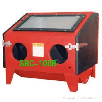 Bench top sandblast cabinet - JL-SBC100B - JL (China Manufacturer ...