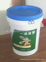 供應廣東塑料桶