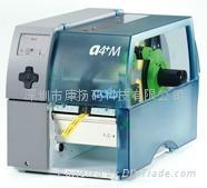 居中打印熱縮套管條碼打印機A4+M