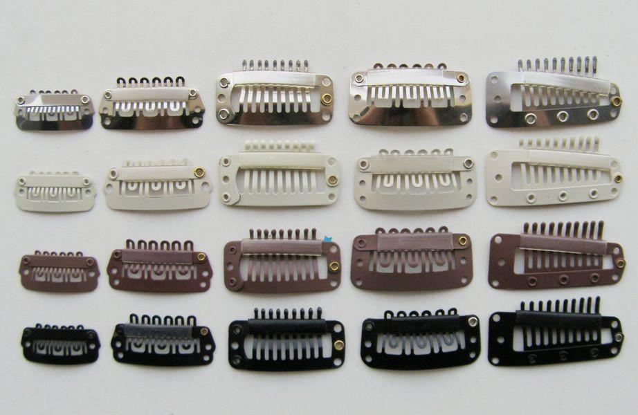 Hair Extension Clips Hair Extension Tools Stainless