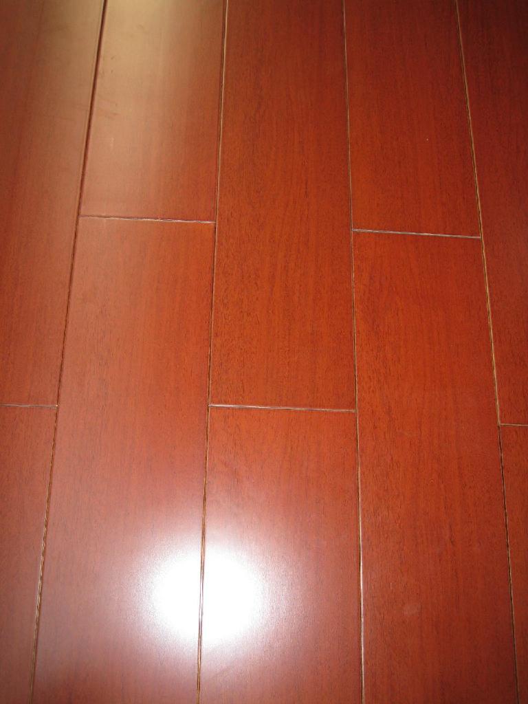 Taun Hardwood Flooring Jatoba Color China Manufacturer