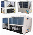 Air Cooled Water Chiller and Heat Pump