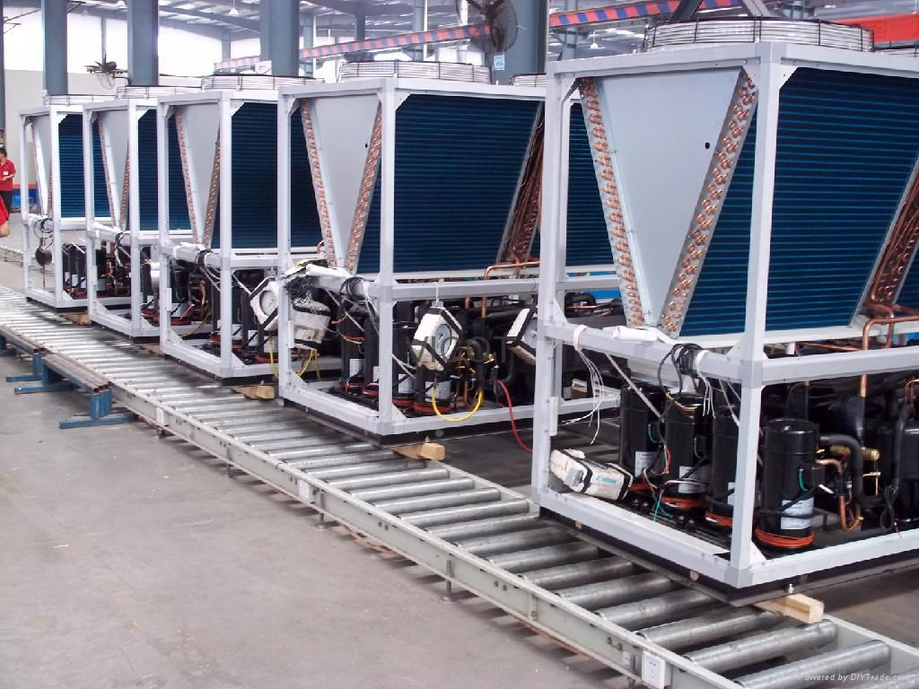 Air Cooled Chiller System Air Cooled Water Chiller #2C415D
